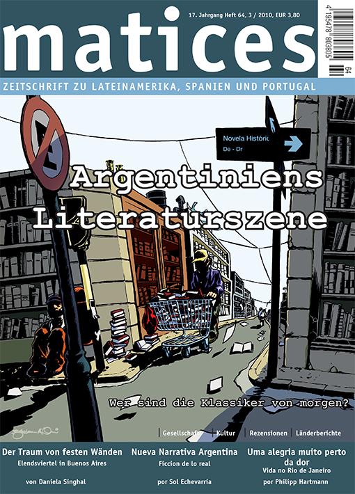 Ausgabe 64: Argentiniens Literaturszene