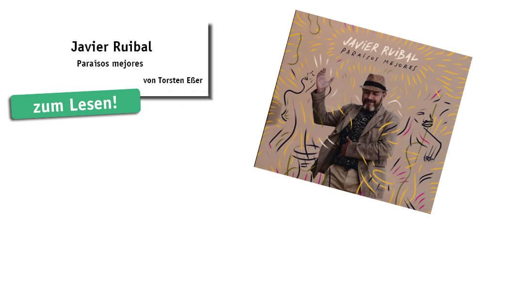 """Der Musiker Javier Ruibal ist in Deutschland eher unbekannt, in Spanien hingegen wurde der 63-jährige im Jahr 2017 mit dem """"National Music Award"""" für sein Lebenswerk ausgezeichnet."""
