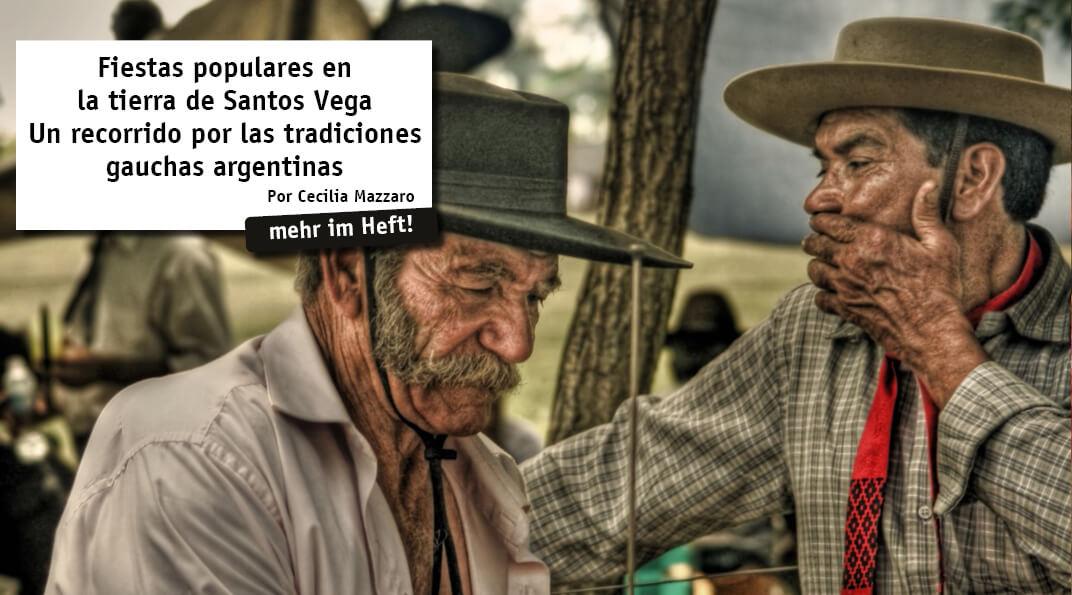 En Argentina hay más de 500 fiestas populares, entre las provinciales y aquellas que han alcanzado carácter nacional, y todas representan la gran diversidad de saberes propios de la mixtura cultural del país.