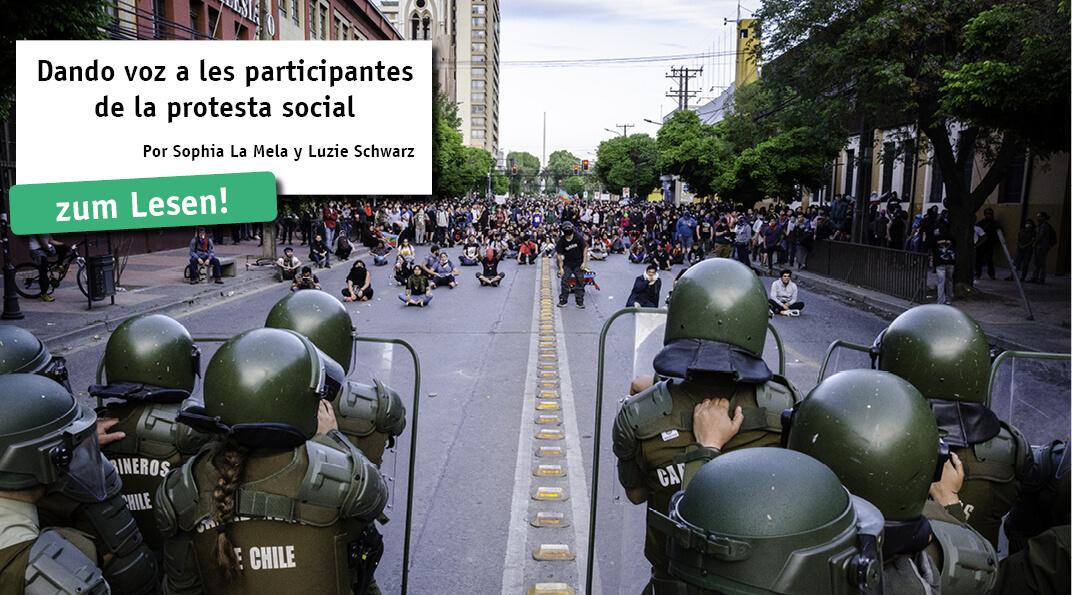 Para saber cómo la gente chilena, en diferentes lugares del largo país, vivió estos últimos meses hemos recolectado opiniones, emociones y sentimientos sobre lo ocurrido.
