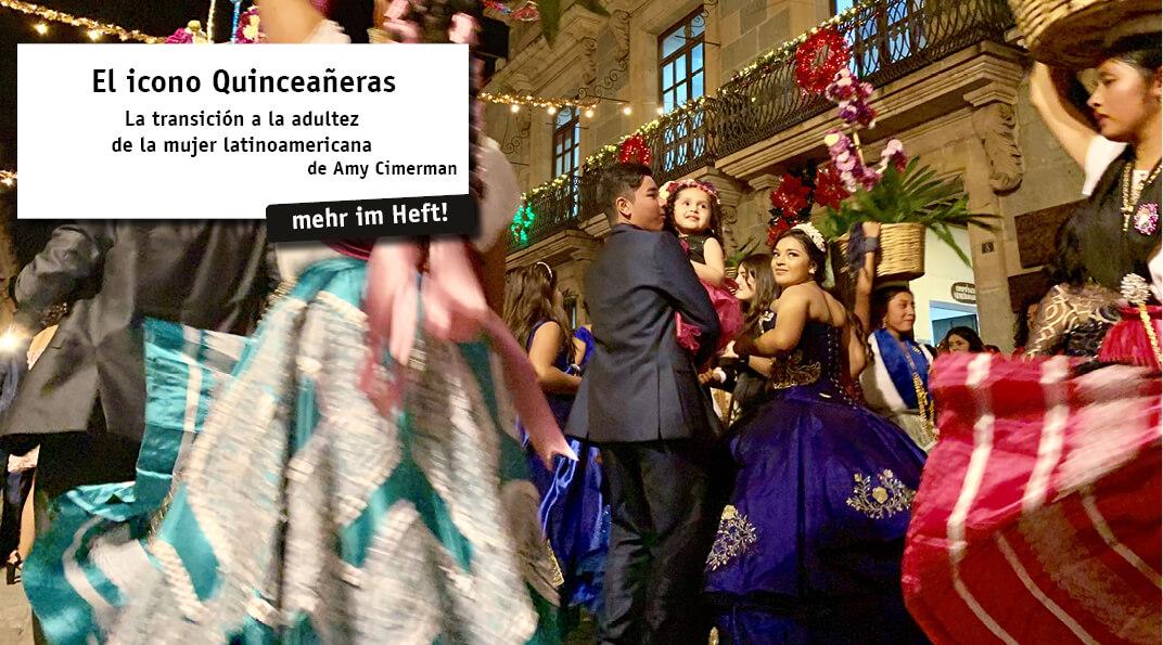 El festejo de los Quince Años comúnmente llamado como Quinceañeras es una práctica cultural - un rito de iniciación que lleva largo tiempo en la comunidad Latinoamericana.