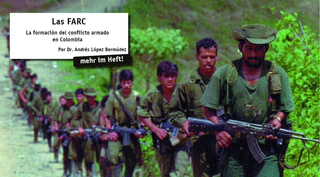 Muchos conocen a las FARC - Fuerzas Armadas Revolucionarias de Colombia. Pero no todos saben del contexto en el que se formó el movimiento guerrillero. El artículo presenta una crónica de los orígenes de las FARC en el período comprendido entre...