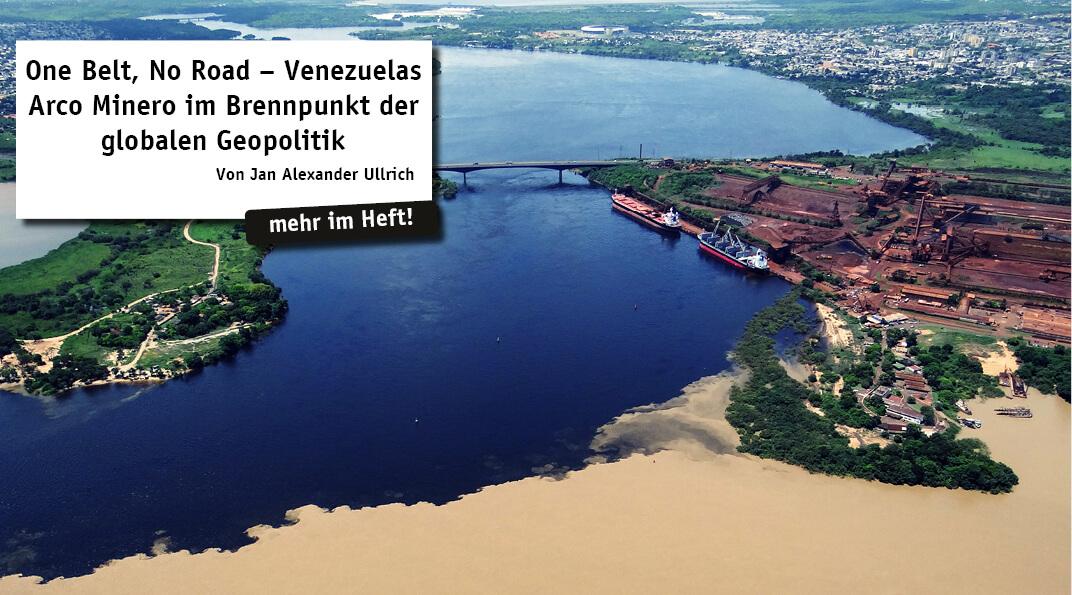 Bereits zu Kolonialzeiten suchten Abenteurer südlich des Orinocos nach dem venezolanischen 'El Dorado'.