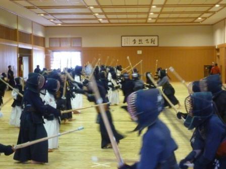 2.22-23秋田合宿