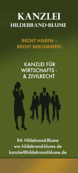 Hildebrand-Blume, Anwaltskanzlei für Zivilrecht und Wirtschaftsrecht