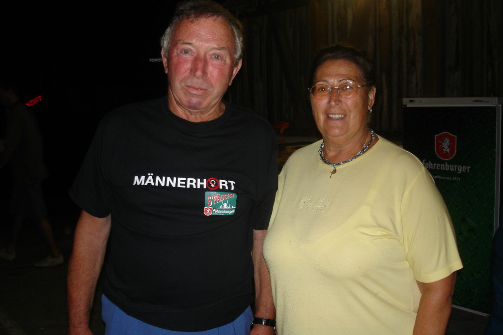 Familie Konzett, unsere tollen Gastgeber in Satteins