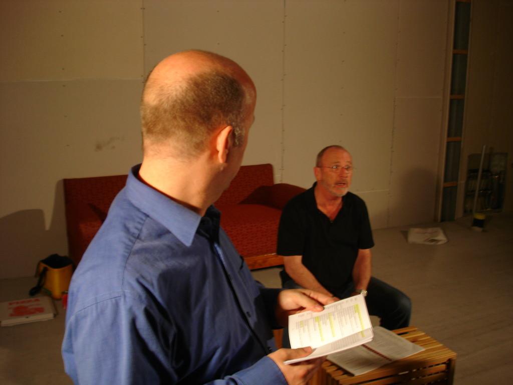 marcus mit seiner mao-bibel! (ein insider!;-)