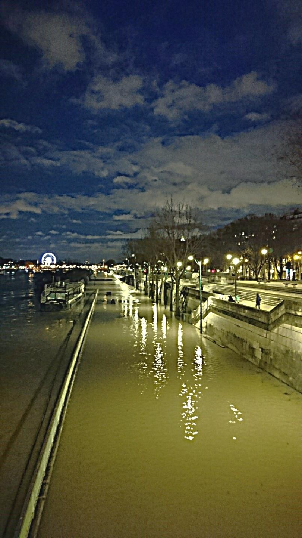 💧Quand la Seine sort de son lit 🌊