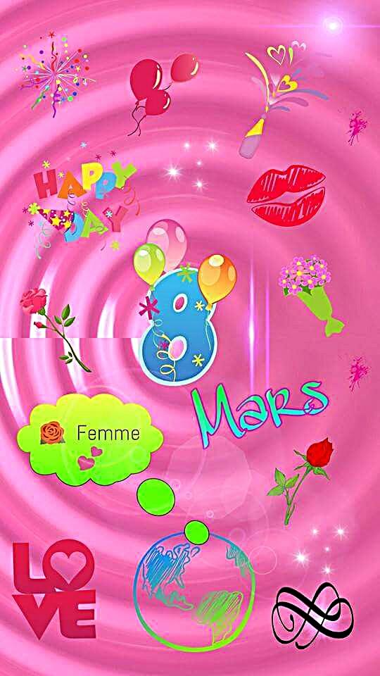 🌹 8 Mars 🌹 Donna 🌹Woman 🌹Femme 🌹