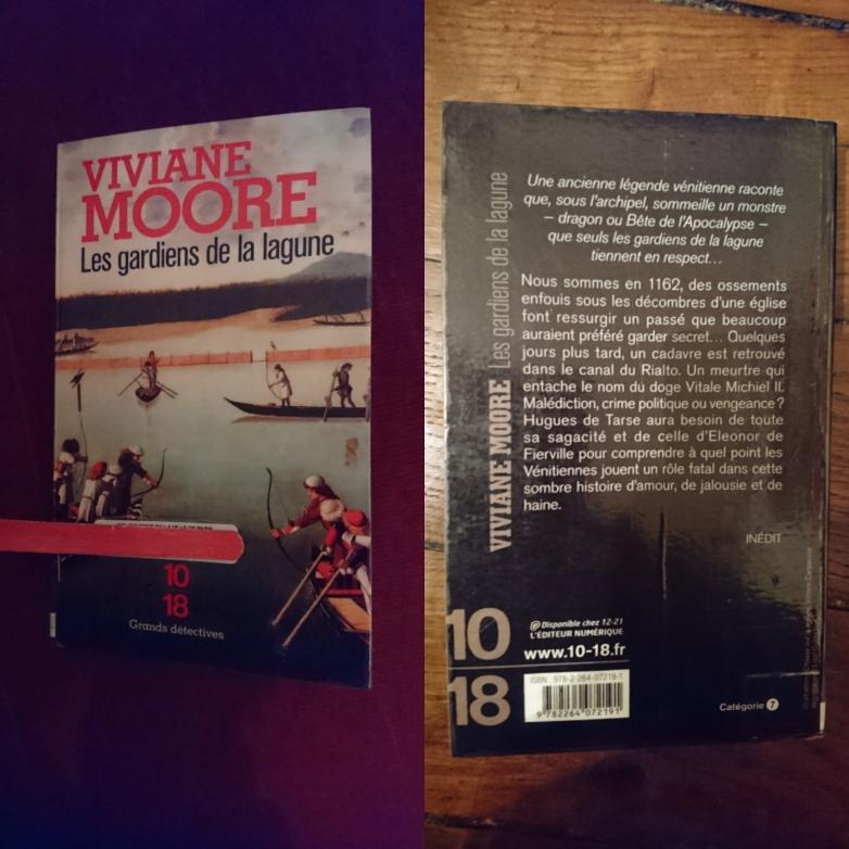 ''Les gardiens de la Lagune'' di Viviane Moore
