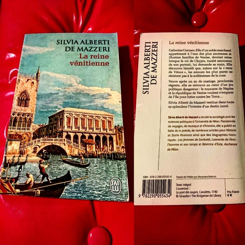 ''La Reine Vénitienne''  Di Silvia Alberti De Mazzeri