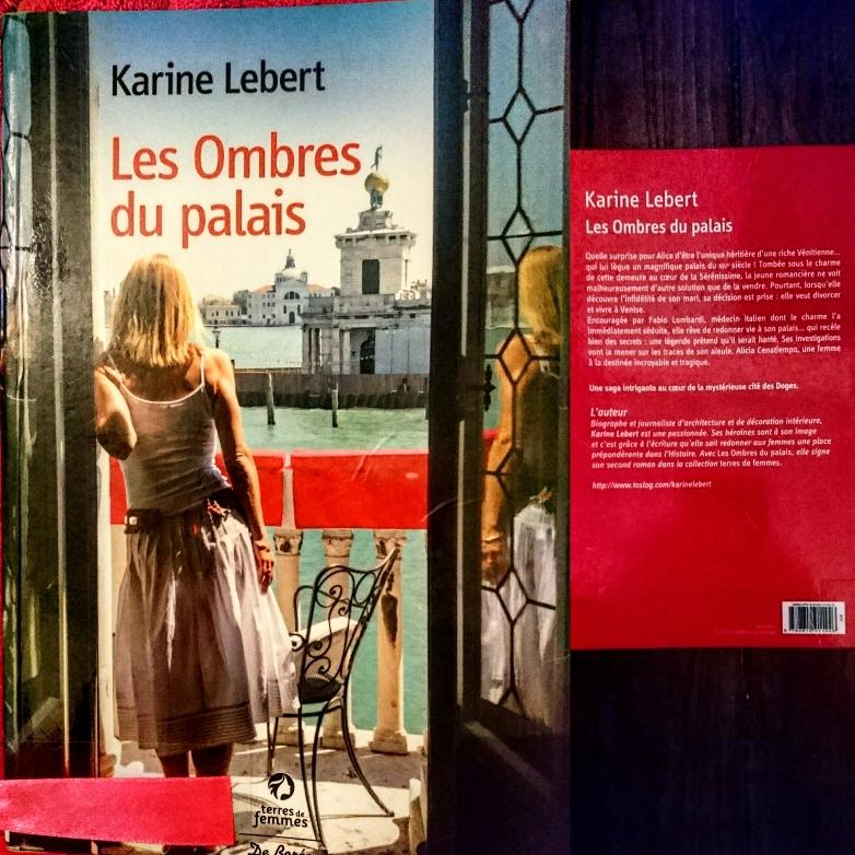 ''Les Ombres du Palais'' di  Karine Lebert