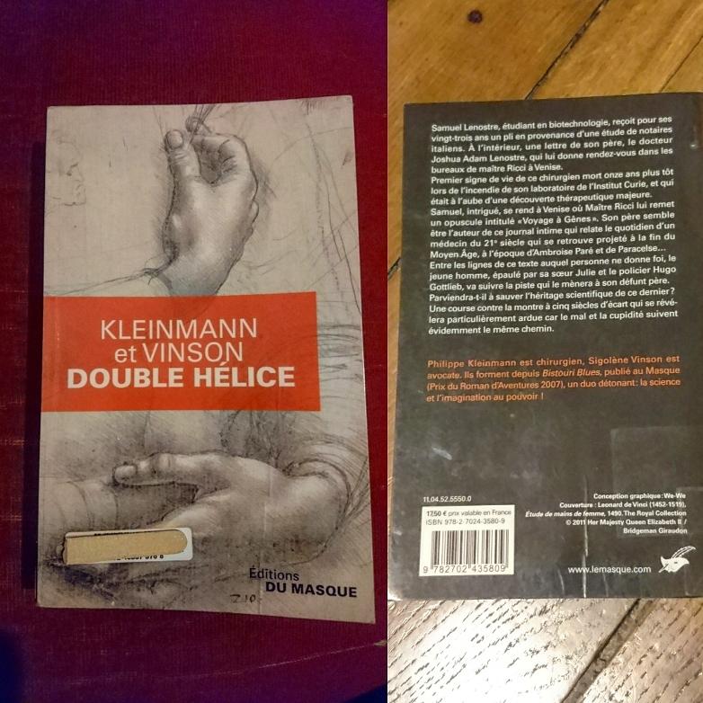 ''Double Hélice'' di Kleinmann & Vinson