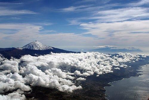 Teide Volcan
