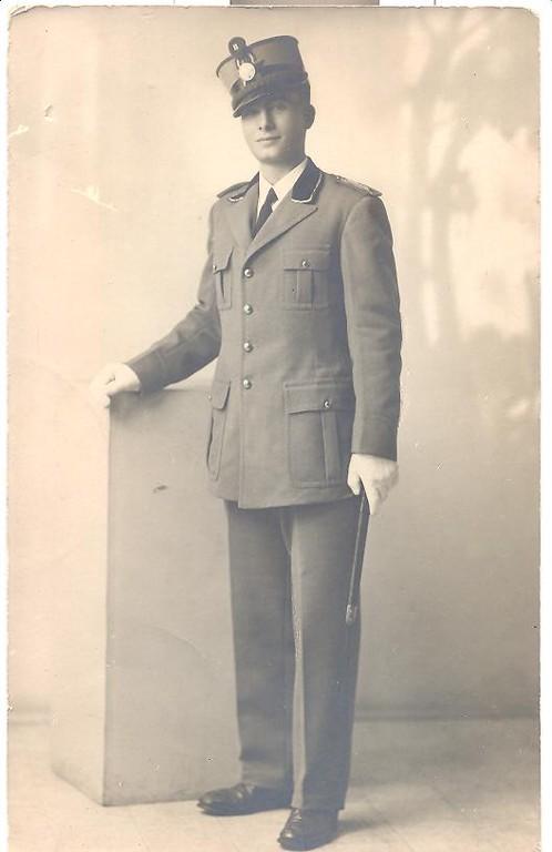 Federico Barbaranelli (Fabio's father)