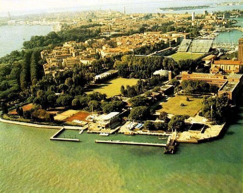Il Morosini e' costruito sull'Isola di Sant'Elena