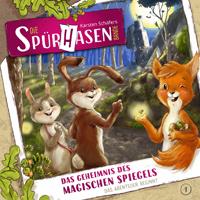 CD Cover Spürhasen-Bande Folge 1
