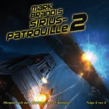 CD-Cover Mark Brandis 20 – Sirius-Patrouille 2