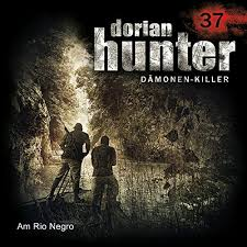 CD-Cover Dorian Hunter - Am Rio Negro