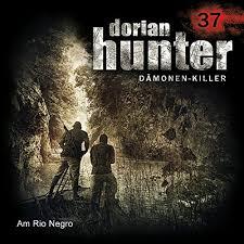 CD-Cover Dorian Hunter - Am Rio Negro
