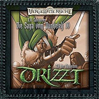 CD-Cover Drizzt - 10 – Tal der Dunkelheit (Hörspiel)