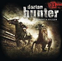 CD Cover Dorian Hunter 31