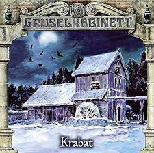 CD Cover Gruselkabinett Krabat