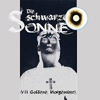 CD-Cover DIE SCHWARZE SONNE 7 Goldene Morgenröte