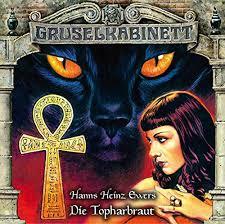 CD-Cover Gruselkabinett Folge 151 - Die Topharbraut