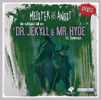 CD-Cover Meister der Angst Der seltsame Fall von Dr. Jekyll & Mr. Hyde