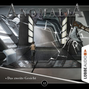 CD-Cover Anomalia Folge 12
