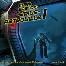 CD-Cover Mark Brandis 19 – Sirius-Patrouille 1