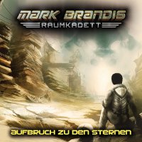 CD Cover Mark Brandis Raumkadett 1