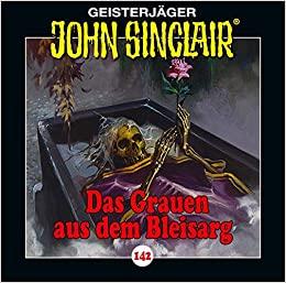 CD-Cover John Sinclair Edition 2000 - Folge 142 - Das Grauen aus dem Bleisarg