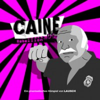 CD-Cover Caine - Rebellion