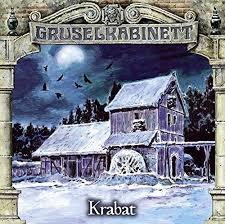CD-Cover Gruselkabinett Folge 156 Krabat