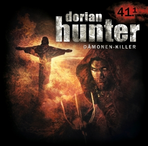CD-Cover Dorian Hunter - Macumba