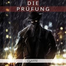 CD-Cover Die Prüfung - Teil 3 - Justiz