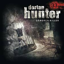 CD Cover Dorian Hunter 33