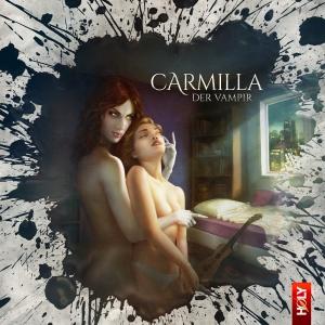 CD-Cover Camilla, der Vampir