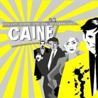 CD-Cover Caine - Collin Drake und die Bruderschaft