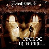 CD-Cover SCHATTENREICH - 10 – Prolog im Himmel