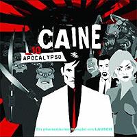 CD-Cover Caine - Apocalypso