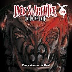 CD-Cover Jack Slaughter - Der satanische Gral