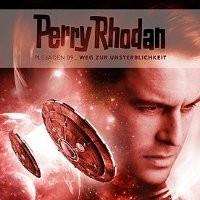 CD-Cover Perry Rhodan Plejaden 09_Weg zur Unsterblichkeit