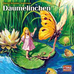 CD-Cover Däumelinchen