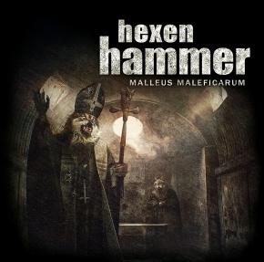 CD-Cover Dorian Hunter Hexenhammer - Alles Leid währt Ewigkeit