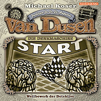 CD Cover Van Dusen 8