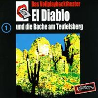 CD-Cover DAS VOLLPLAYBACKTHEATER El Diabolo und die Rache am Teufelsberg