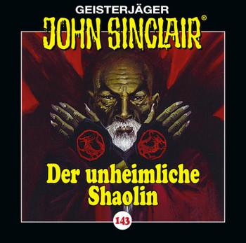 CD-Cover John Sinclair Edition 2000 - Folge 143 - Der unheimliche Shaolin
